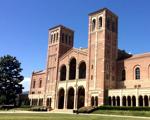 UCLA Royce Hall Photo